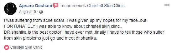 FireShot-Capture-45-Christell-Skin-Cli_-https___www.facebook.com_pg_christellskinclinic_reviews_ Dr. Pavitra De Seram