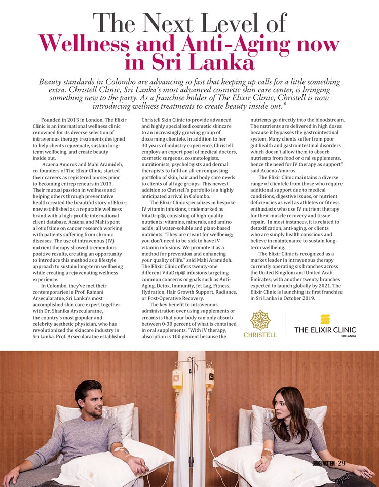 elixer-blog-post-1 'The Elixir Clinic' is in Sri Lanka