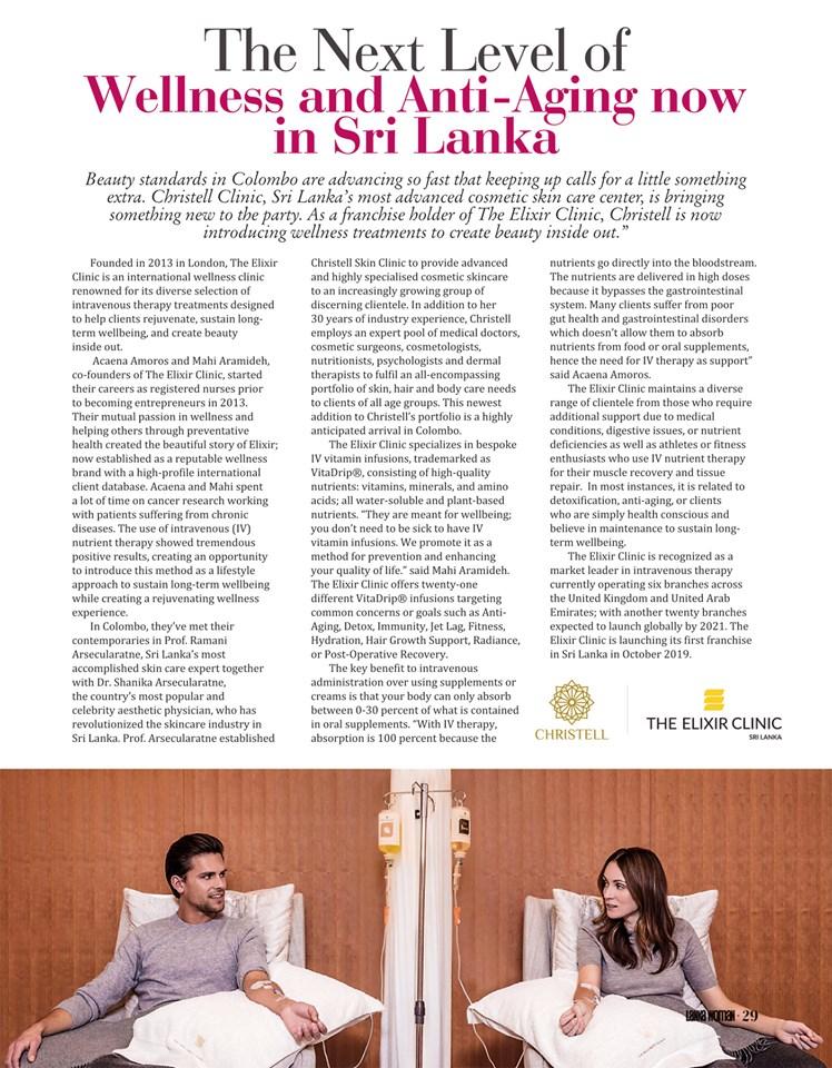 elixer-blog-post-1 'The Elixir Clinic' is in Sri Lanka